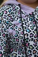 Load image into Gallery viewer, Vintage Leopard Hoodie Now Available in Kids!