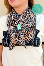 Load image into Gallery viewer, Liberty Leopard Wild Rag