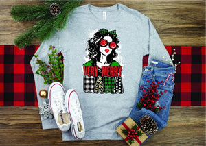 Merry Mama Long Sleeve- Retired