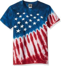 Load image into Gallery viewer, American Tie-Dye shirt