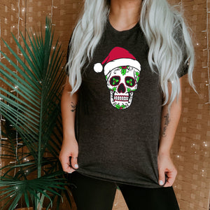 Christmas Skull-retired