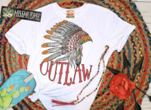 Indian outlaw tee