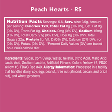 Load image into Gallery viewer, Peach Hearts