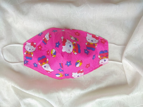 Hello Kitty Cotton Mask