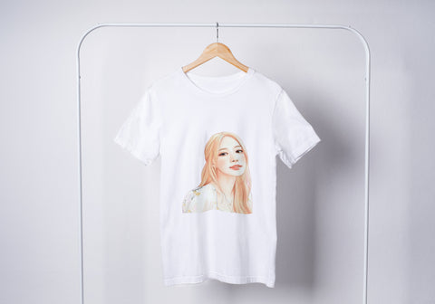 Rose Blackpink Unisex T-Shirt