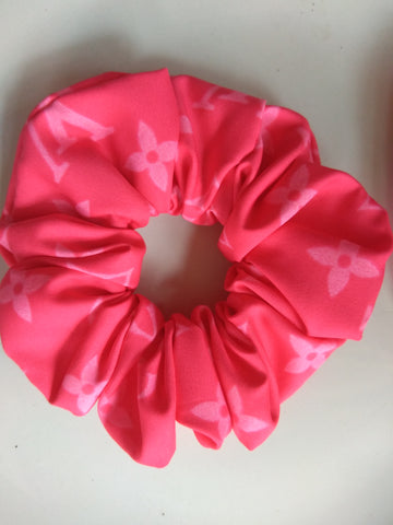 Louis Vuitton Printed Scrunchie