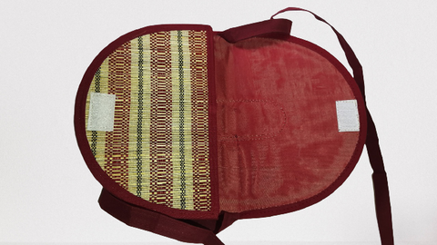 Bamboo crafted Slingbag