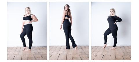 Flared Bootcut Jumpsuit