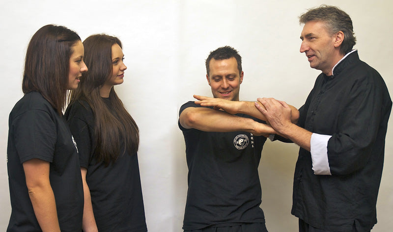 Ip Man Wing Chun Kung Fu Greater Manchester