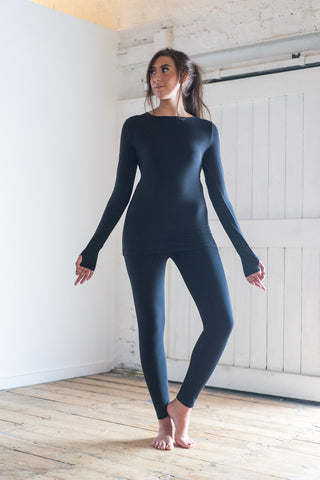 Super Soft Long Sleeve Yoga Top