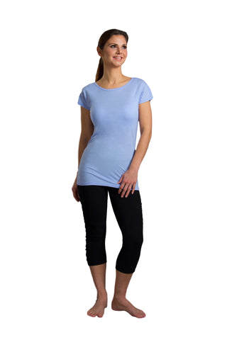 Women's Lightweight T-Shirt Yoga Top