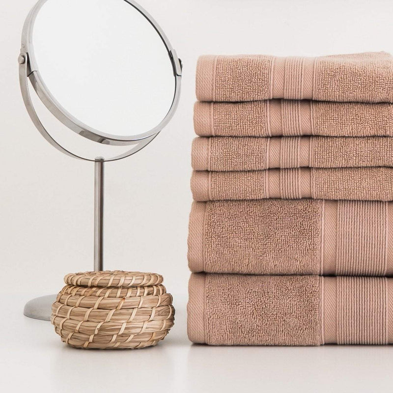 Latte Luzia Towel Set