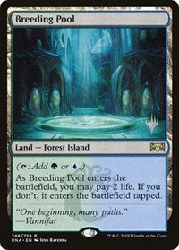 Breeding Pool [Promo Pack: Throne of Eldraine] | North of Exile Games