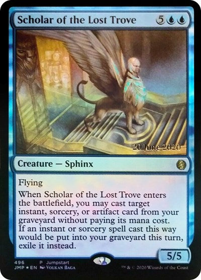 Scholar of the Lost Trove [Jumpstart] | North of Exile Games