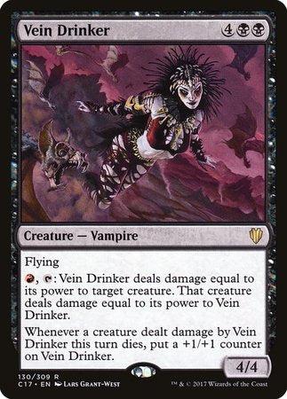 Vein Drinker [Commander 2017] | North of Exile Games
