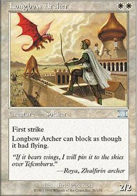 Longbow Archer [Classic Sixth Edition] | North of Exile Games