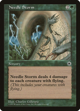 Needle Storm [Portal] | North of Exile Games