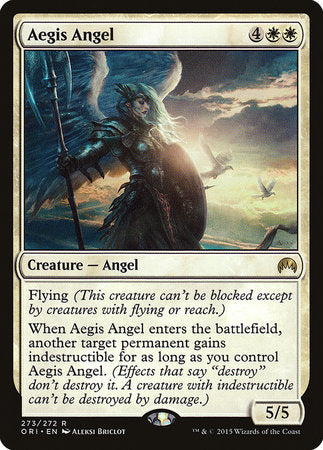 Aegis Angel [Magic Origins] | North of Exile Games