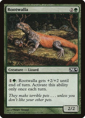 Rootwalla [Magic 2014] | North of Exile Games