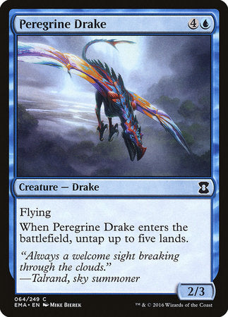 Peregrine Drake [Eternal Masters] | North of Exile Games