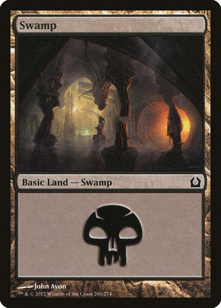 Swamp (260) [Return to Ravnica] | North of Exile Games