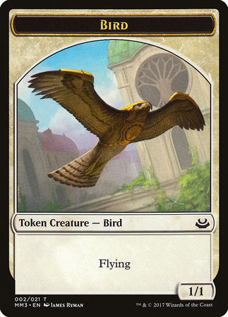 Bird Token [Modern Masters 2017 Tokens] | North of Exile Games