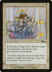 Tragic Poet [Urza's Legacy] | North of Exile Games