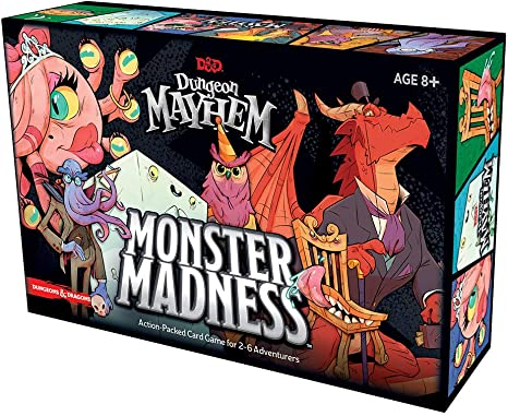 Dungeon Mayhem Monster Madness | North of Exile Games