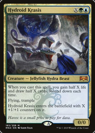 Hydroid Krasis [Ravnica Allegiance] | North of Exile Games