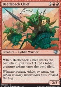 Beetleback Chief [Commander 2014] | North of Exile Games
