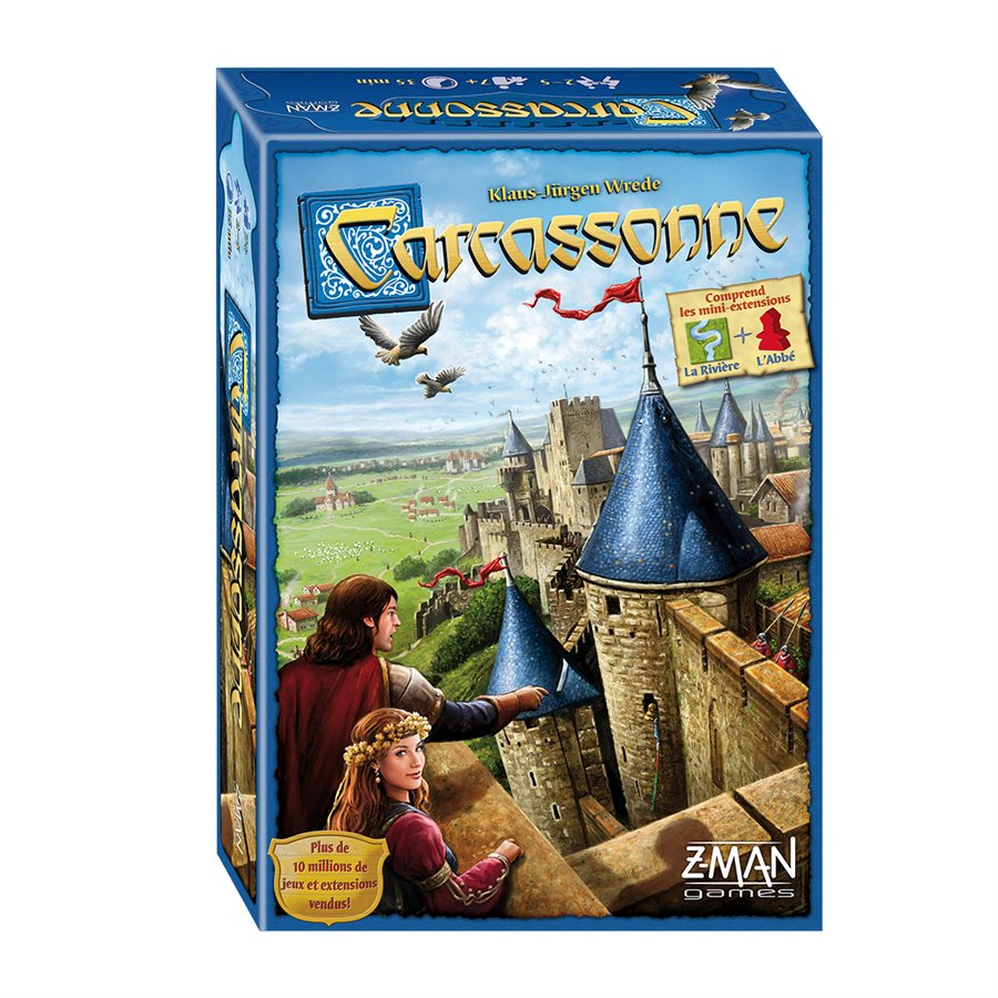 Carcassonne (FR edition) | North of Exile Games