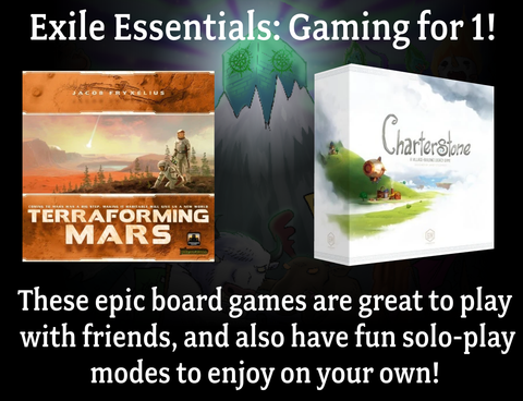 Product image for North of Exile Games
