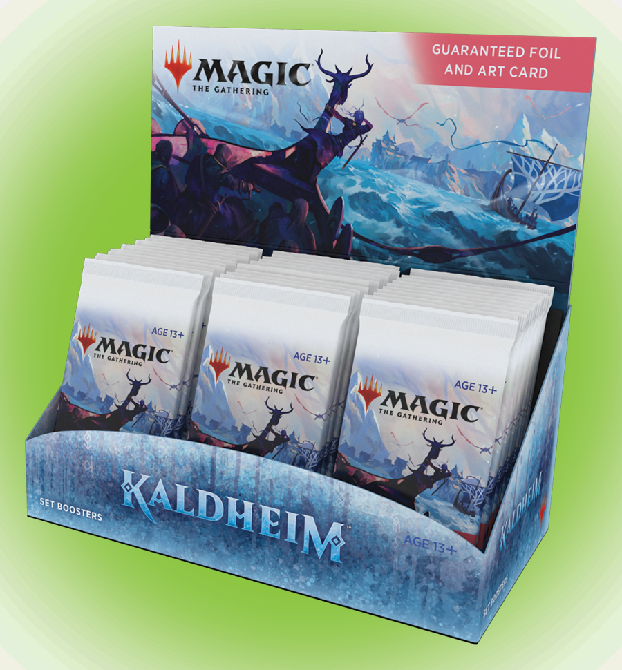 Kaldheim (Set) Booster Box - ships February 5th, 2021 | North of Exile Games