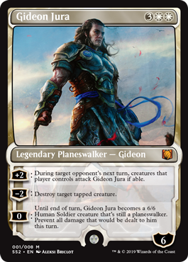 Signature Spellbook: Gideon | North of Exile Games