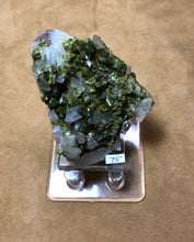 Load image into Gallery viewer, Epidote w/ Quartz