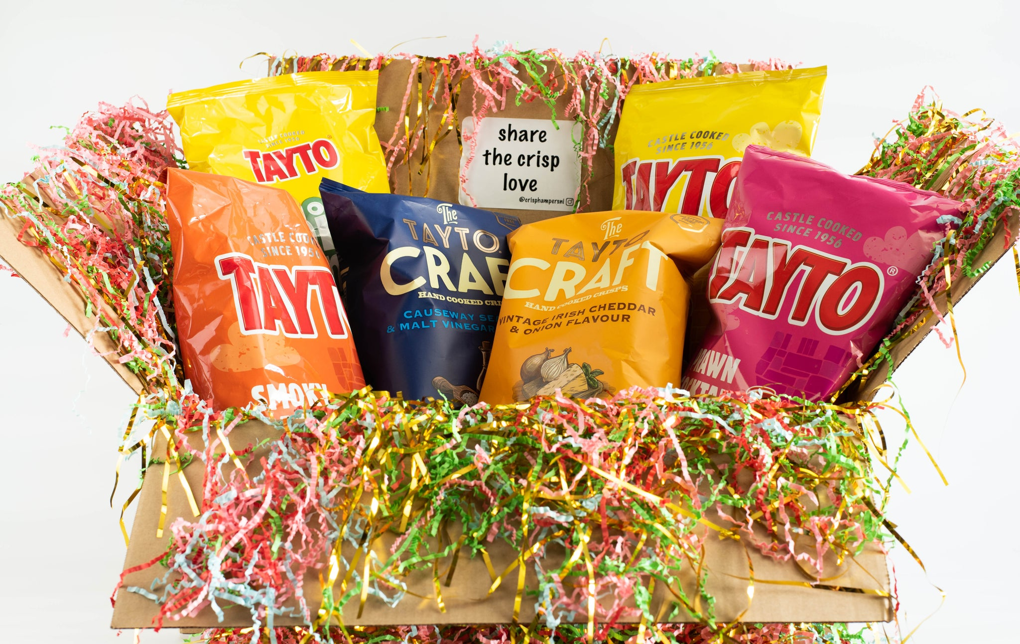 Ultimate Tayto Hamper