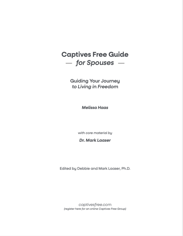 Captives Free Spouse's Guide