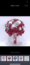 Load image into Gallery viewer, Satin Bouquet