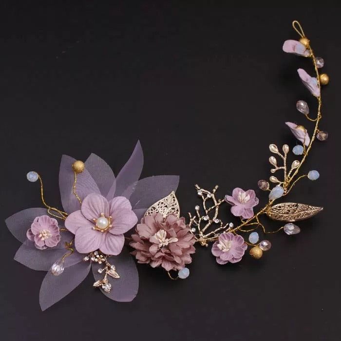 Flower Hair Pieces