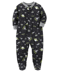 Space Fleece PJs