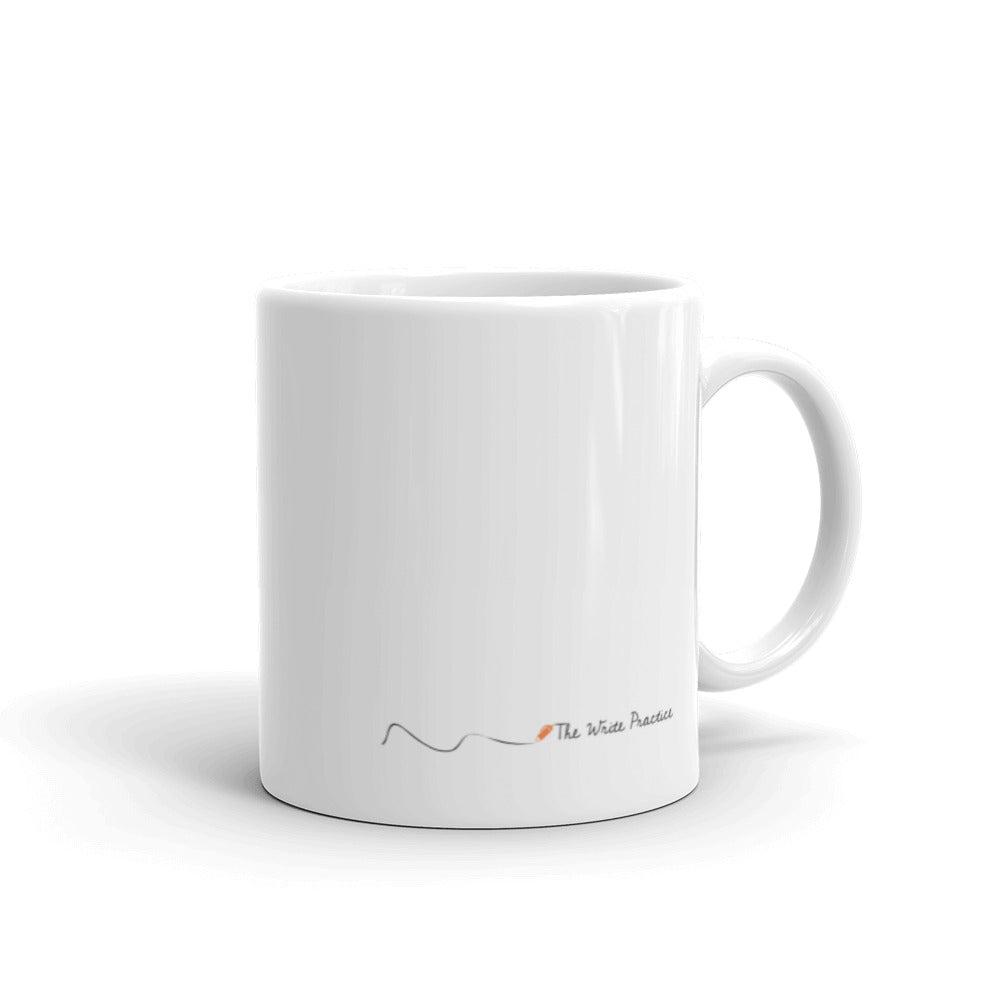 Word Count Level Mug