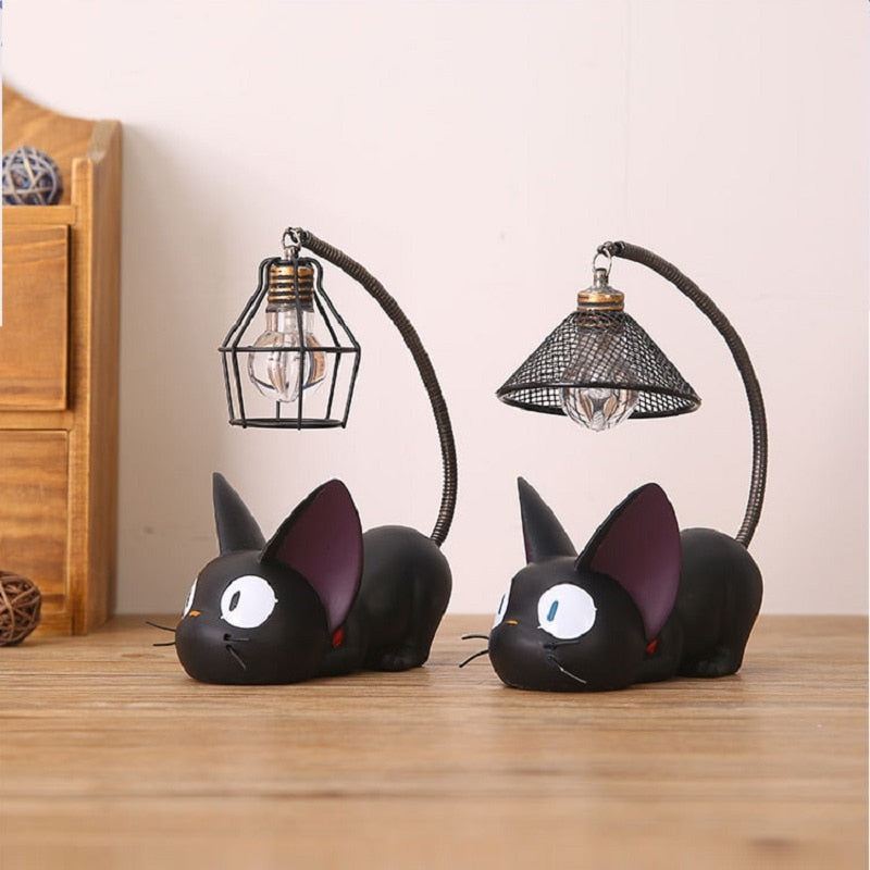 Retro Cat Lamp