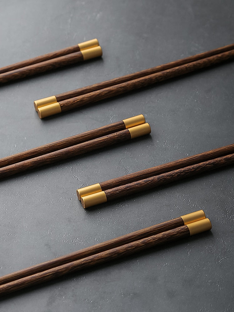 Vintage Wood Chopsticks