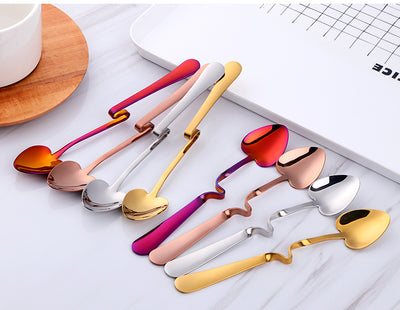 Cupid Mixing Spoon Set