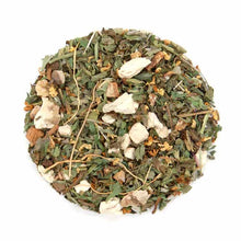 Load image into Gallery viewer, Wonder Woman | Organic Loose Leaf Medicinal Herbal Tisane | Lemon and Herb
