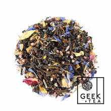 Load image into Gallery viewer, Jean Grey | Lady Grey Tea with Rose | Organic Loose Leaf Tea