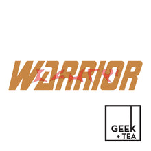 Load image into Gallery viewer, Warrior | Organic Black Tea | Loose Leaf Tea | Ginseng and Pepper