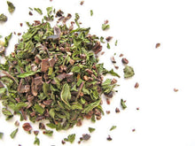 Load image into Gallery viewer, Elevenses | Organic Loose Leaf Herbal Tisane  | Peppermint and Cacao