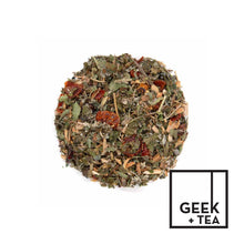 Load image into Gallery viewer, Warrior Princess | Organic Loose Leaf Herbal Tea | Raspberry Leaf and Cramp Bark
