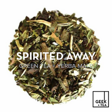 Load image into Gallery viewer, Spirited Away | Organic Loose Leaf Tea | Green tea and Mate